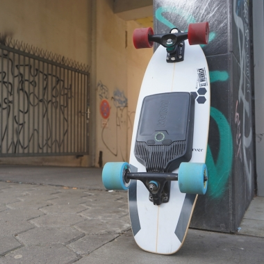 Is Mellow compatible with Carver Trucks?