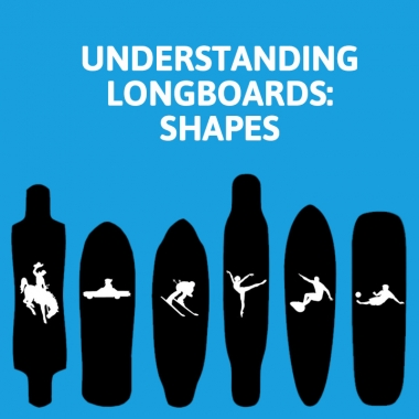How to choose electric longboard deck shapes