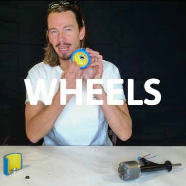 Video Walkthrough of Mellow's Drive Wheels
