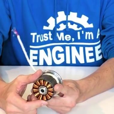 Video Walkthrough of Mellow's In-Wheel Motors