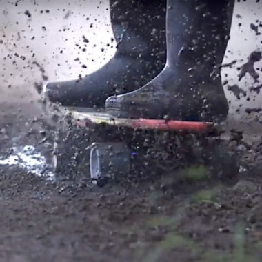 Waterproofing the electric skateboard