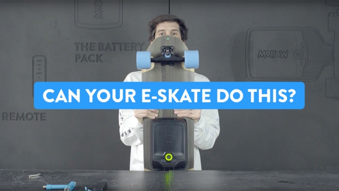 Customizing Your Electric Skateboard Can Be This Easy!