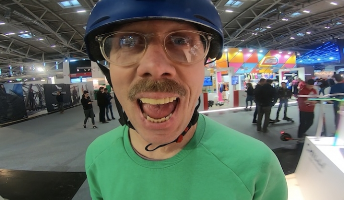 The Faces of ISPO