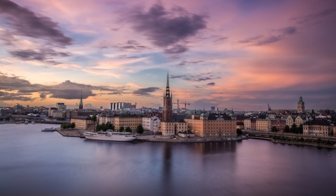 Stockholm - The Perfect Place to Change the Way We Commute