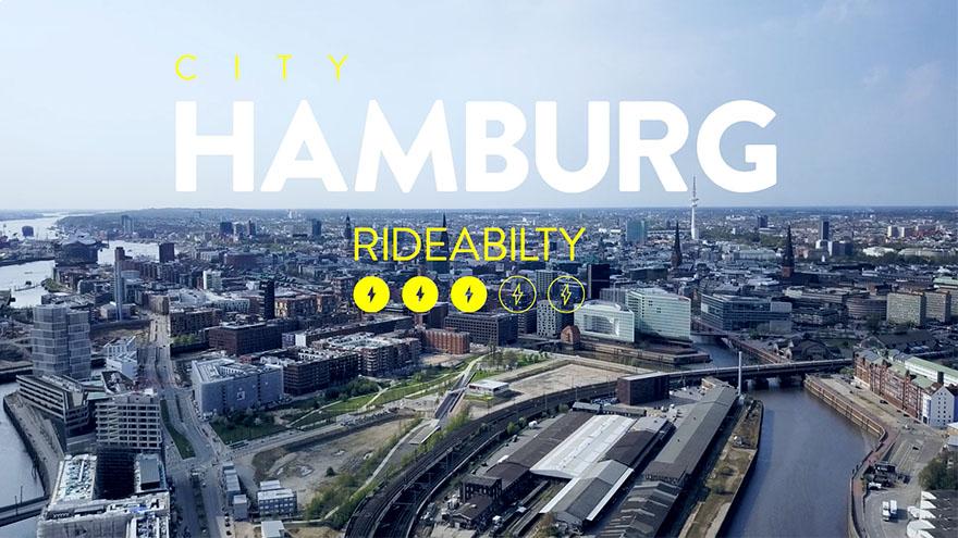 Hamburg City Experience - ESkate City Guide