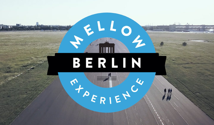 Mellow Berlin Experience - E-Skate City Guide