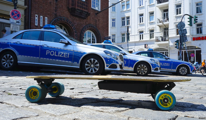 German Laws for Electric Skateboards Coming in 2018