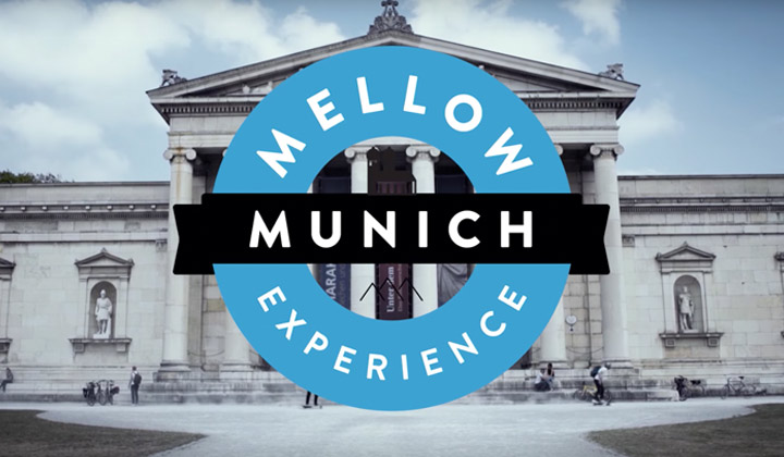 Mellow Munich Experience - E-Skate City Guide