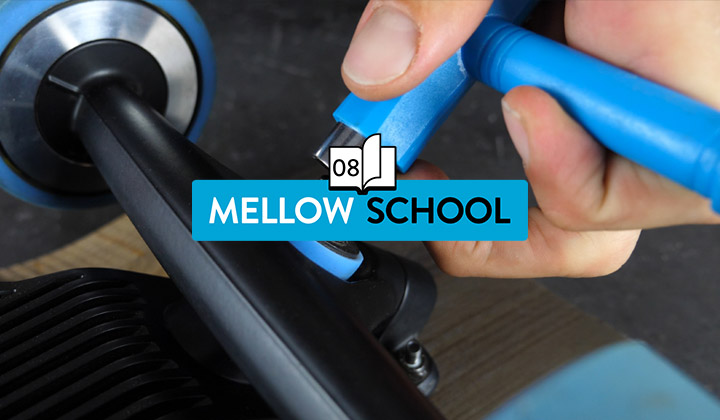Mellow School #8: Maintenance