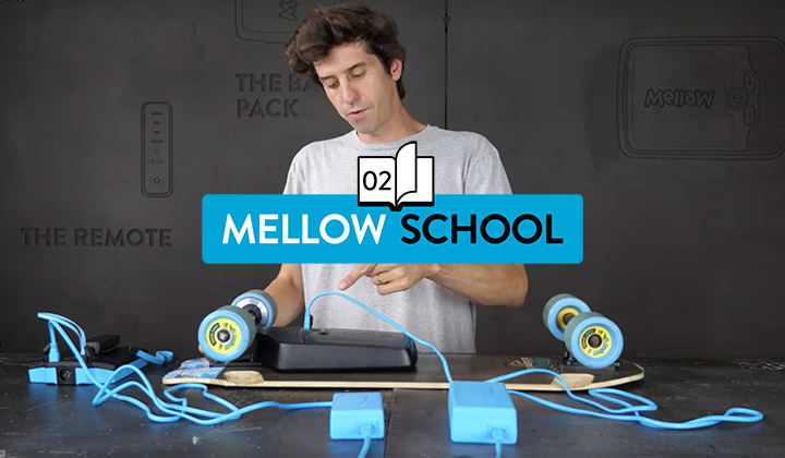 Mellow School #2: Pairing the Remote & Drive
