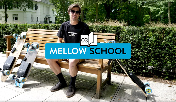 Mellow School #3: Starting, Stopping & Riding Modes
