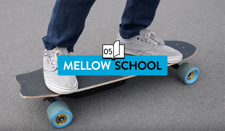 Mellow School #5: Riding Stances