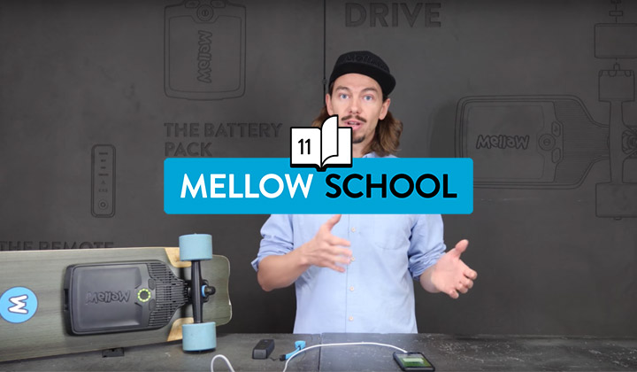 Mellow School #11: First Major Firmware Update