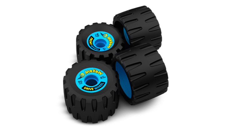 Developing Off-Road Wheels