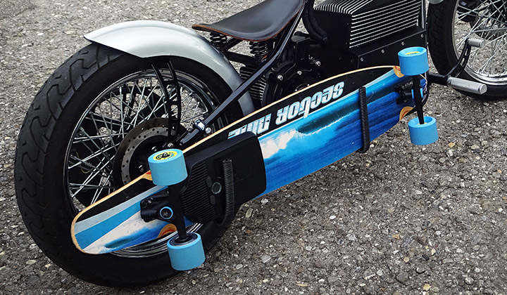 The Electric Dream: Sinecycles x Mellow Boards