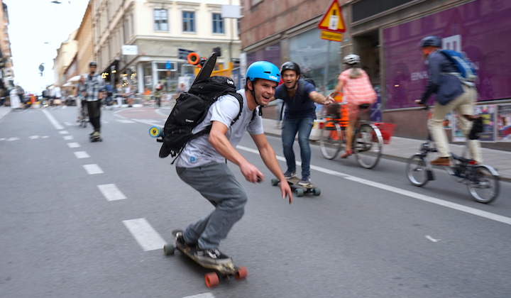 Mellow Stockholm Experience - E-Skate City Guide