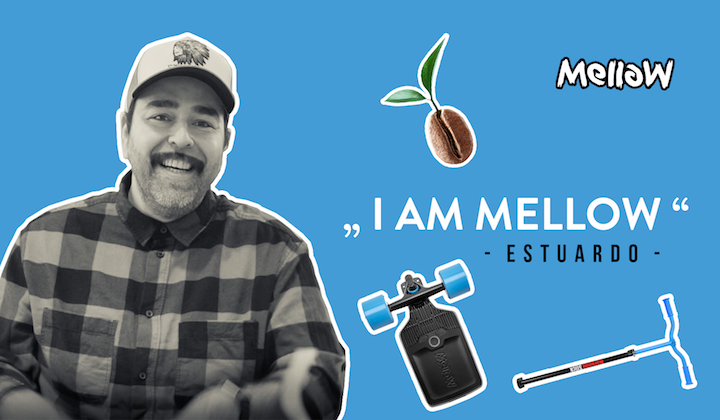 I Am Mellow Estuardo Episode 1