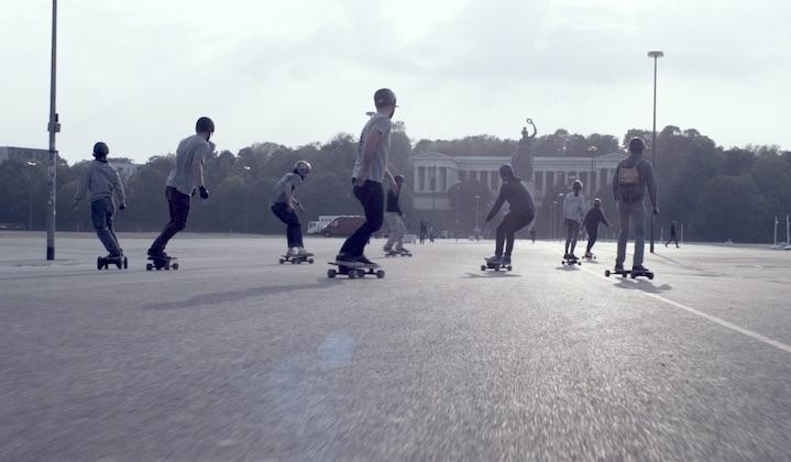 Mellow Munich Experience - E-Skate City Guide