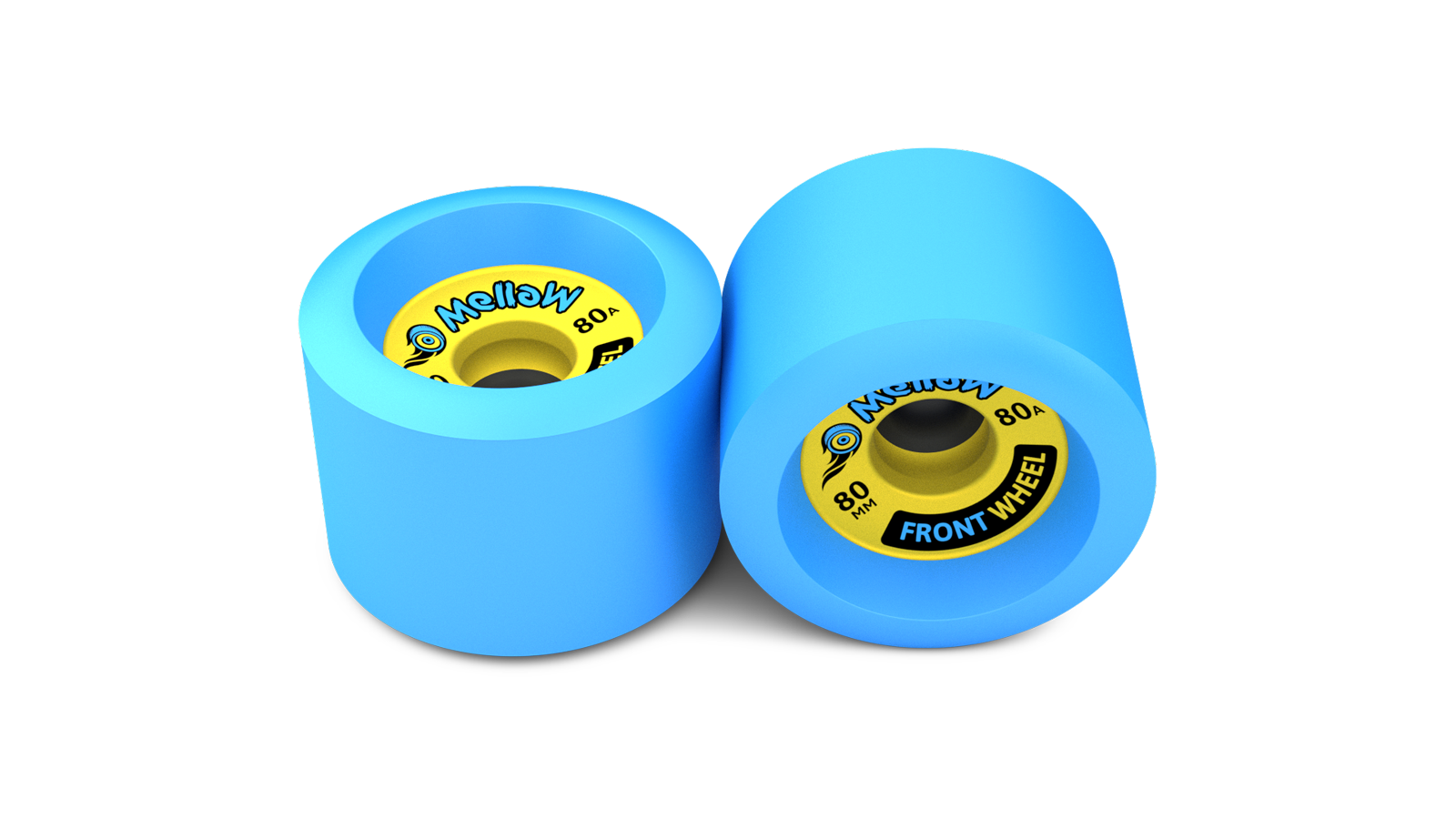 mellow-electric-skateboard-front-wheels