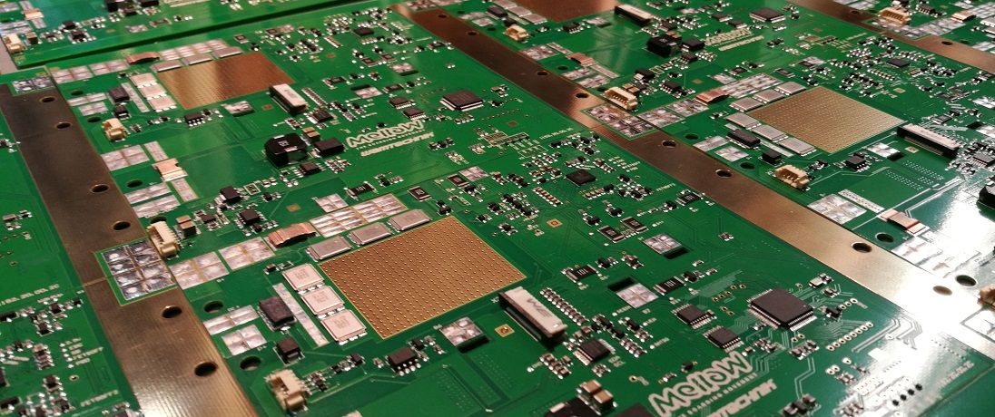 battery management and electronic speed management electronics by mellowboards