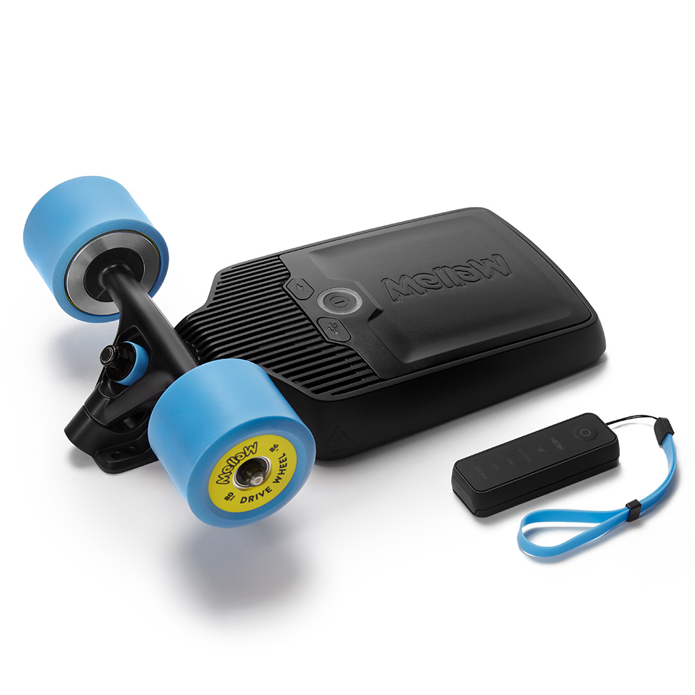 5db0e4dfd00f26 The Electric Skateboard Drive that fits under any Skateboard